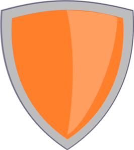 orange-shield
